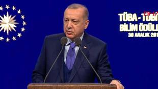 Erdoğan'dan flaş açıklama: Siparişleri almaya başladık