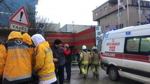 İstanbul'da fabrikada patlama: Ölü ve yaralılar var