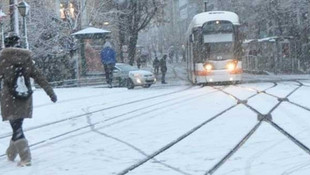 Eskişehir'de okullar tatil edildi !