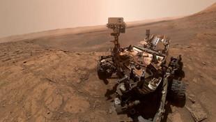 NASA Mars'a gidiyor!