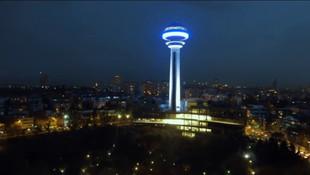 Ankara'nın simgesi Atakule'nin ruhsatı iptal edildi