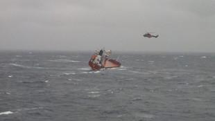 Ege'de kırmızı alarm! Yük gemisinden acil durum çağrısı geldi