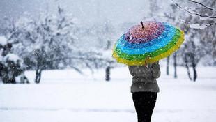 Hepsi bir arada ! Meteoroloji'den kuvvetli kar, sağanak ve fırtına uyarısı