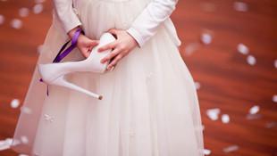 Çocukla evlenene af geliyor !