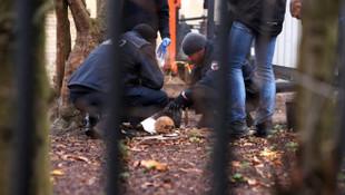Kim Milyoner Olmak İster sunucusunun bahçesinden ceset çıktı