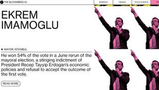 İBB Başkanı Ekrem İmamoğlu 2019'un en etkili isimleri listesinde