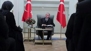 Erdoğan'dan YPG sorularına bu yanıtı verdi