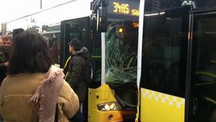 İstanbul'da iş çıkışı yine kabus olacak! Metrobüsler birbirine girdi