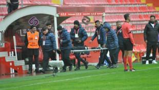 Kayserispor'da Nurettin Korkmaz sezonu kapattı