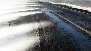 Meteoroloji'den çok sayıda ile kuvvetli don ve buzlanma uyarısı !