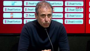 Abdullah Avcı: Oyun beni memnun etmedi