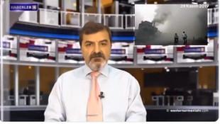 Ermeni televizyonu Iğdır'ı Ermenistan toprağı ilan etti