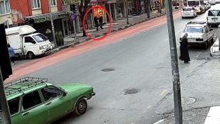 Kan donduran cinayetin görüntüleri ortaya çıktı