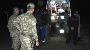 Yaralı Mehmetçik'ten sağlık ekibine: ''Parkamı serin ambulans kan olmasın''
