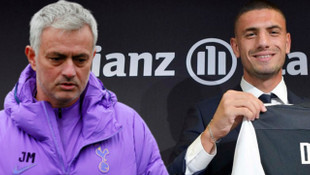 Merih Demiral, Jose Mourinho'nun transfer listesinde