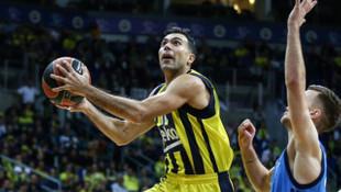 THY Avrupa Ligi'nde 12. haftanın MVP'si Sloukas