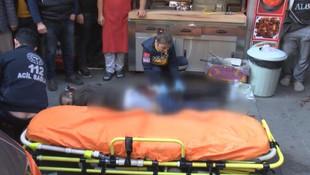 İstanbul'da bıçaklı dehşet: 3 kişiyi bıçaklayıp kaçtı
