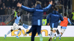 ÖZET | Lazio 3-1 Juventus (İtalya Serie A)