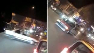 İstanbul trafiğinde terör estiren maganda yakalandı