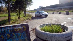 İstanbul'da engelli yoluna belediye engeli