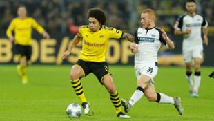 Borussia Dortmund'da Axel Witsel ilk yarıyı kapattı