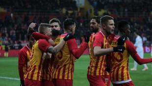 ÖZET | Kayserispor 1-0 Çaykur Rizespor maç sonucu