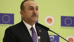 Çavuşoğlu'ndan Kıbrıs açıklaması: ''Büyük bir panik var''