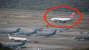 Rusya'dan Venezuela'ya gizemli uçak ! İçinde altın mı vardı ?