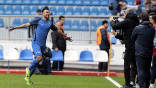 Galatasaray'ın Kasımpaşa'ya yaptığı Trezeguet teklifi reddedildi