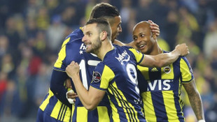 Fenerbahçe 2 - 0 Göztepe