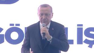 Erdoğan: ''Müfettişlerimizi dövmeye kalktılar''