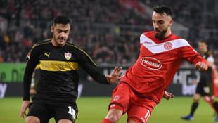 Fortuna Düsseldorf 3 - 0 Stuttgart (Bundesliga)