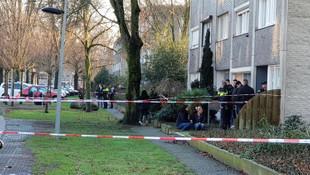 Hollanda'da Türk vatandaşı öldürüldü