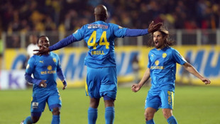 Ankaragücü 3 - 0 Kasımpaşa (Spor Toto Süper Lig)