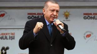 Erdoğan'dan Ankara'ya müjde: Metrobüs geliyor