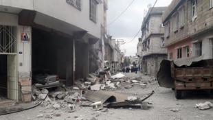 Gaziantep'te peşpeşe 3 patlama: Yaralılar var !