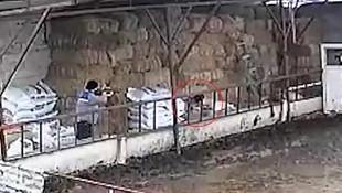Uyuşturucu iğneyle bayıltıp çöp kamyonuna attı !