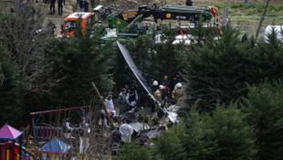 Helikopter kazasının ardından o askeri birlik taşınıyor