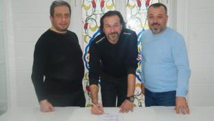 Afjet Afyonspor Yusuf Şimşek ile sezon sonuna kadar sözleşme imzaladı