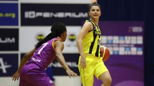 Fenerbahçe Kadınlar Avrupa Ligi'nde çeyrek finale yükseldi