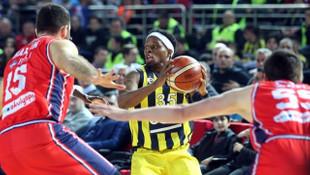 Fenerbahçe Beko 78 - 70 Bahçeşehir Koleji (Basketbol Erkekler Türkiye Kupası)