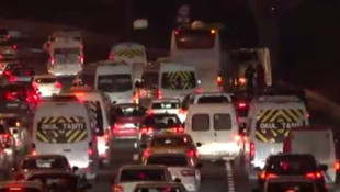 İstanbul'da polisi alarma geçiren ihbar ! Yolcu otobüsü durduruldu