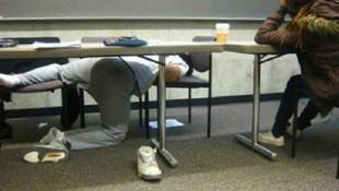 Her yerde uyuyabilen umursamaz insanlar