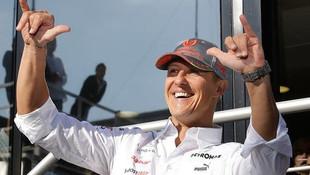Michael Schumacher kazasından sonra ilk kez konuştu