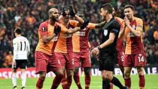UEFA Avrupa Ligi: Galatasaray, Benfica'ya 2-1 yenildi