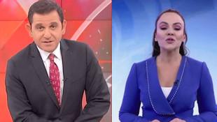 Kanal D ve Fox TV sunucuları birbirine girdi