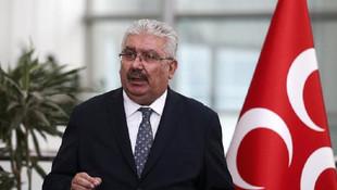 MHP'li Semih Yalçın'dan CHP'li Özel'e: ''Homo politic''