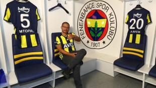 Alex de Souza: Galatasaray'a gol atarak gerçek Fenerbahçeli oldum