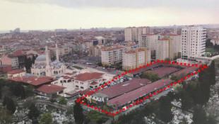 Zeytinburnu Oto Sanayi Sitesi tarih oldu