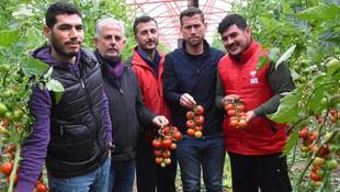 Kanal D Haber'in sözlerini çarpıttığı çiftçi konuştu